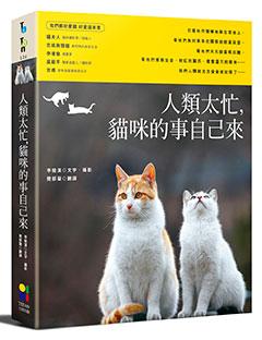 人類太忙,貓咪的事自己來